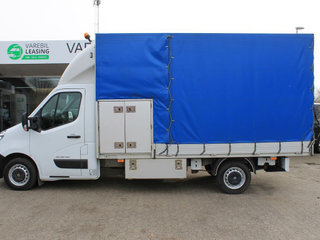 Renault Master III T35 2,3 dCi 135 Chassis
