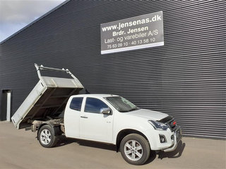 Isuzu D-max Extended Cab TIPLAD 1,9 D 3ton 4WD 163HK Pick-Up