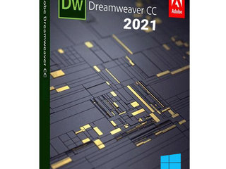 Adobe Dreamweaver CC 2021 for Windows