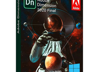 Adobe Dimension CC 2020 for Windows