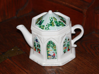 "Wade ""English Life Teapot"" tekand"