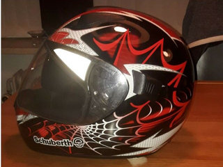 Schuberth R1 Spider, str. 54/55