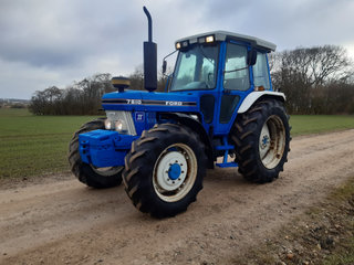 FORD 7810 4WD