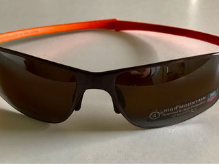 Tag Heuer rimless solbrille
