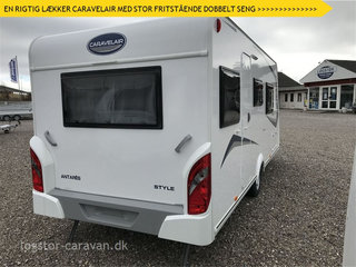 2021 - Caravelair Antares Style 470