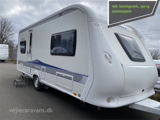 2010 - Hobby Excellent 540 UL