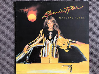 Bonnie Tyler, Natural Force