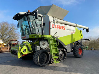 CLAAS Lexion 600 TERRATRACK