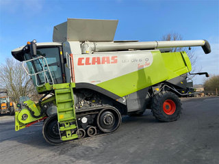CLAAS Lexion 600 TERRATRACK - 2