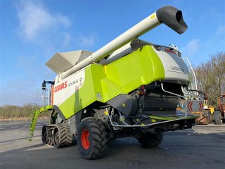 CLAAS Lexion 600 TERRATRACK - 5