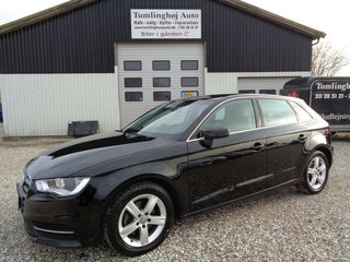 Audi A3 1,4 TFSi 140 Ambiente S-tr.