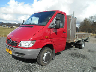Mercedes Sprinter 416 2,7 CDi Chassis m/alukasse