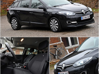 Renault Megane III 1,5 dCi 110 Limited sport 2015