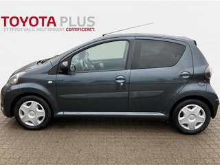 Toyota Aygo 1,0 VVT-I T2 Air Connect 68HK 5d - 3