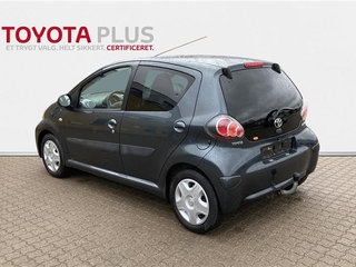 Toyota Aygo 1,0 VVT-I T2 Air Connect 68HK 5d - 4