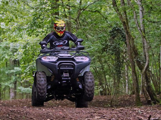 Access Shade 650 ATV