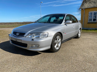 Fin 170hk Honda Accord VTEC.