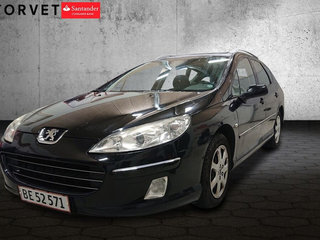 Peugeot 407 1,6 HDi Performance stc.