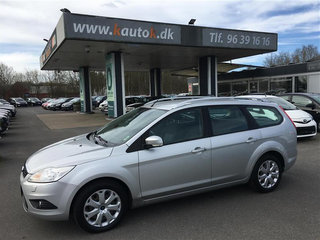 Ford Focus 1,6 TDCi DPF Trend 109HK Stc