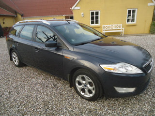 Ford Mondeo 2.0 TD Stc Nysynet.