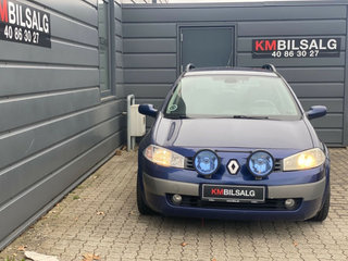 Renault Megane II 1,9 dCi Expression stc.
