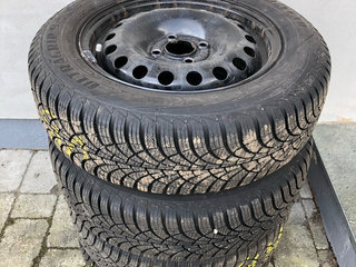Goodyear Vinterhjul til UP/Citigo/Mii