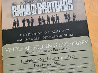 Band Of Brothers mini-serie