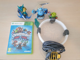 Skylander trap team starter kit