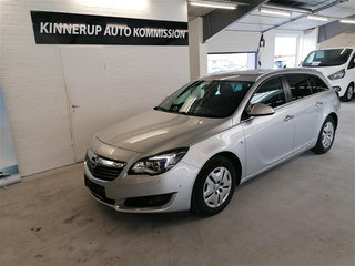 Opel Insignia 1,4 Turbo Edition 140HK Stc 6g - 3
