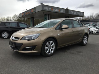 Opel Astra 1,7 CDTI Enjoy Start/Stop 110HK 6g