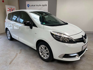 Renault Grand Scenic III 1,5 dCi 110 Limited Edition EDC 7prs - 5