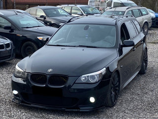 Bmw 530d black edition