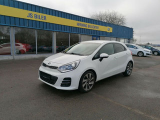 Kia Rio 1,4 CRDi 90 Attraction+