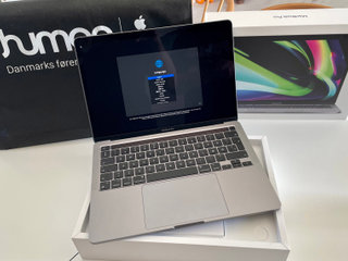 Macbook Pro 13.3 M1, 16 GB, 512 GB