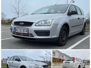 Ford Focus, 1,6 TDCi 109 Trend stc