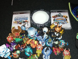 Skylanders Giants & Spyros Adventure