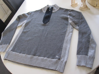 Gnious strik sweater str. XL