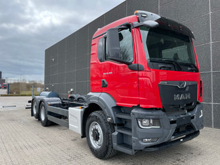 MAN TGS 26.360 6x4H-2 BL, Chassis - 2