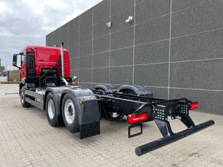 MAN TGS 26.360 6x4H-2 BL, Chassis - 3