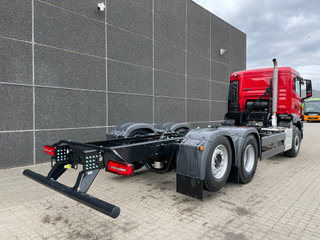 MAN TGS 26.360 6x4H-2 BL, Chassis - 4