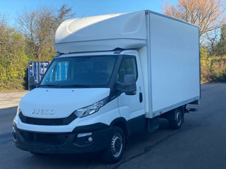 Iveco Daily 3,0 35S17 Alukasse m/lift