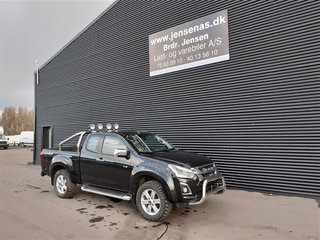 Isuzu D-max Extended Cab 1,9 D 4WD 163HK Pick-Up
