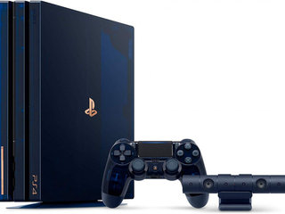 Playstation 4 Pro 2tb, 500 million Limited Edition
