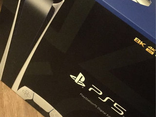 Playstation 5 disc