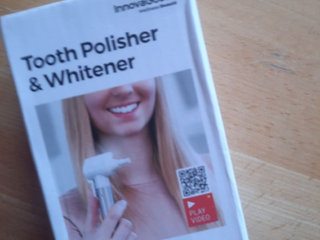 Tooth polisher and whitener sælges