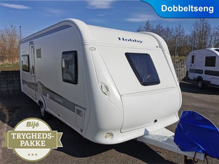 2011 - Hobby Excellent 540 UFe