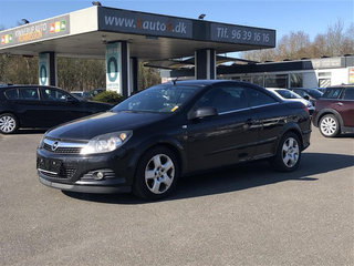 Opel Astra Twin Top 1,8 140HK Cabr.