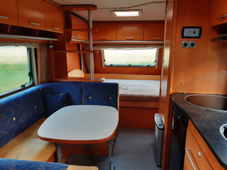 Hymer Living Pulse