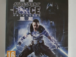 Star Wars the force Unleashed 2. ps3