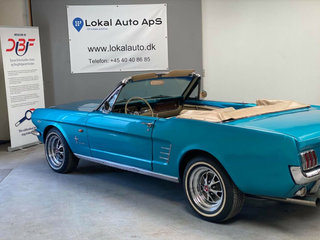 Ford Mustang 4,7 V8 289cui. Convertible - 2